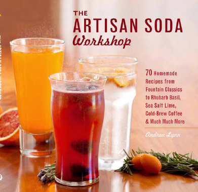 Andrea Lynn - The Artisan Soda Workshop