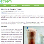 SodaStream Egg Cream